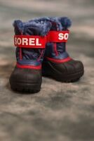 Sorel winter boots (size 10)