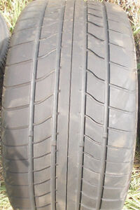 ONE GOODYEAR EAGLE VR50 P245/50VR16 TIRE