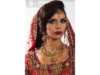 ASIAN BRIDAL-ALL OCCASIONS OR LAST MINUTE BOOKINGS