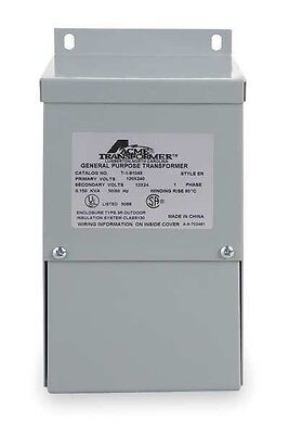 ACME T-1-81052 750 VA BUCK BOOST TRANSFORMER 750 WATT