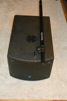Yorkville Sound NX200S Powered Subwoofer + Speaker Pole
