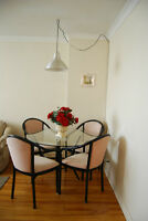LACHINE WATERFRONT FULLY FURNISHED 4.5*WiFi*ALL INCLUDED*A/C