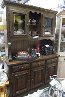 SELECTION OF CHINA/CURIO CABINETS