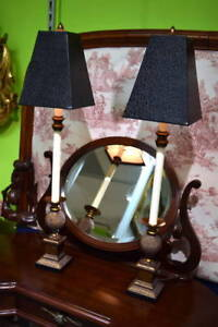 UTTERMOST CANDLESTICK LAMPS
