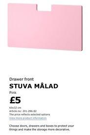 Ikea STUVA MÅLAD drawer front - Large
