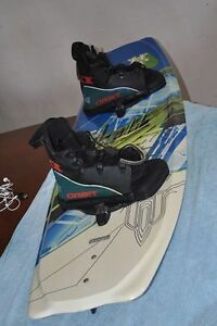 HO Wakeboard with Orbit Bindings Sylvania Sutherland Area Preview