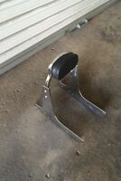 Backrest / Sissybar, fits 2004+ XL/Sportster, Shipping Available