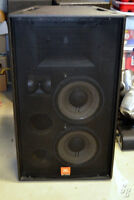 Pro Audio PA system, JBL, Crown etc, top quality gear