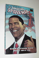 The Amazing Spider-man Election Day Hardcover Comic