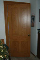Solid wood doors for sale - 1875 farm house