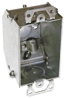 New Lot 6 Raco 471 Metal 2 14 Switch Box With Ears Electrical Boxes 6315162