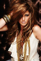 Pure Human Hair Extensions And Service