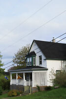 Downtown Digby House for Rent-Wharf Rat Rally Week