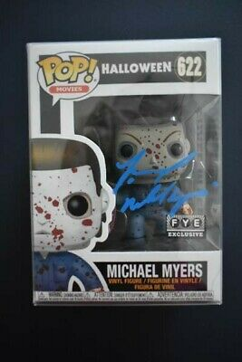 Halloween Movies Original Name (TYLER MANE signed autographed HALLOWEEN #622 Michael Myers Funko Pop!)