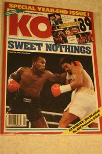 Hands of Stone Roberto Duran versus Sugar Ray Leonard magazine