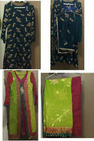 Pakistani and Indian dresses for sale