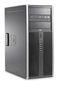 HP 8200 QuadCore-i5 4GB DDR3 RAM 500GB HDD HDMI Desktop