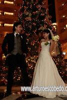 Robe de mariée à vendre/wedding dress for sale $400