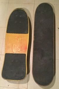 Dominion and Element Skateboard Pair