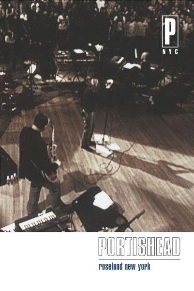 "PORTISHEAD ""PNYC"" DVD NEUWARE"