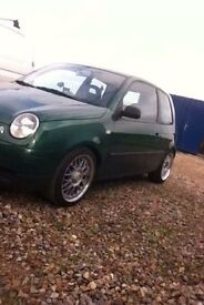 Vw lupo not golf or polo