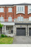Spacious 3-storey town house in Vaughan! 187 Hawkview Blvd