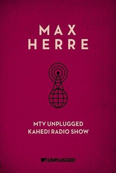 MAX HERRE - MTV UNPLUGGED KAHEDI RADIO SHOW (DVD) 2 DVD NEU