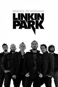 Linkin Park : Minutes to Midnight - Maxi Poster 61cm x 91.5cm (new & sealed)