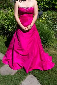 Robe de bal / soirée / mariage signée Alice Design