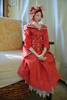 One of a Kind Quality Handcrafted Vintage Style Dolls