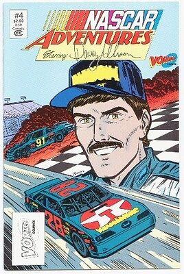 NASCAR ADVENTURES COMICS: STARRING DAVEY ALLISON