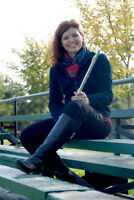 Flute lessons in Ajax