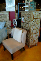RUSTIC and CONTEMPORARY FURNITURE