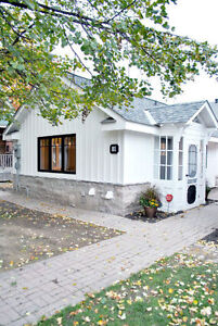 beautiful, cottage style 1 bdrm house