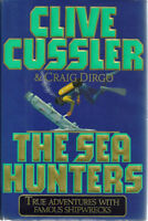 Clive Cussler's 'The Sea Hunters'