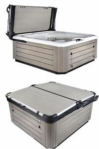 Smartop Cover ( outlasts your tub ) SMARTOP'S ONE-OF-A-KIND DESIGN MAKES IT THE NEW STANDARD IN SPA HARD TOP COVERS