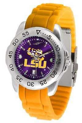 LSU Tigers-Sport AC AnoChrome Mens Watch