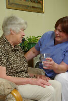 In-Home/Facility Personal Support Workers Ready to Help