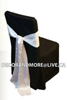 Chair Covers - Only $1.50
