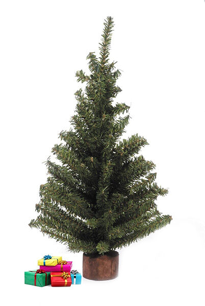 another option for your small space includes using specially made mini trees these small artificial christmas trees usually come with lights already - Small Christmas Tree With Lights