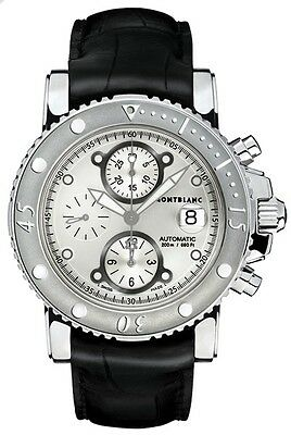 104280 MONTBLANC SPORT   BRAND NEW CHRONOGRAPH AUTOMATIC MENS LUXURY WATCH