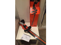 New - Hedge trimmer 55cm cordless