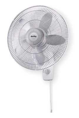 "Air King 18"" Oscillating Wall Mount Fan, 3 Speed, 9018"