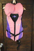 Kids Life Vest and Water Shoes