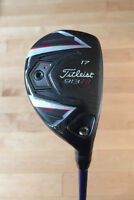 Titleist 913h 17 (hybrid 3) - (cover included) - Good condition