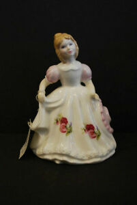 Royal Doulton - April (Figure of the month)