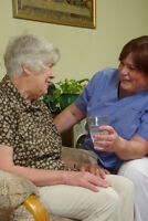 Affordable Personal Support Care Team:Georgian Triangle/ Barrie