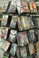 Huge selection of DVDs 5 for $15!
