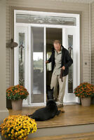 Mirage Retractable screen doors The Smooth Closers 613-612-5555