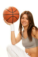 LOSE WEIGHT THE FUN WAY LADIES !!! PLAY BASKETBALL THURSDAYS